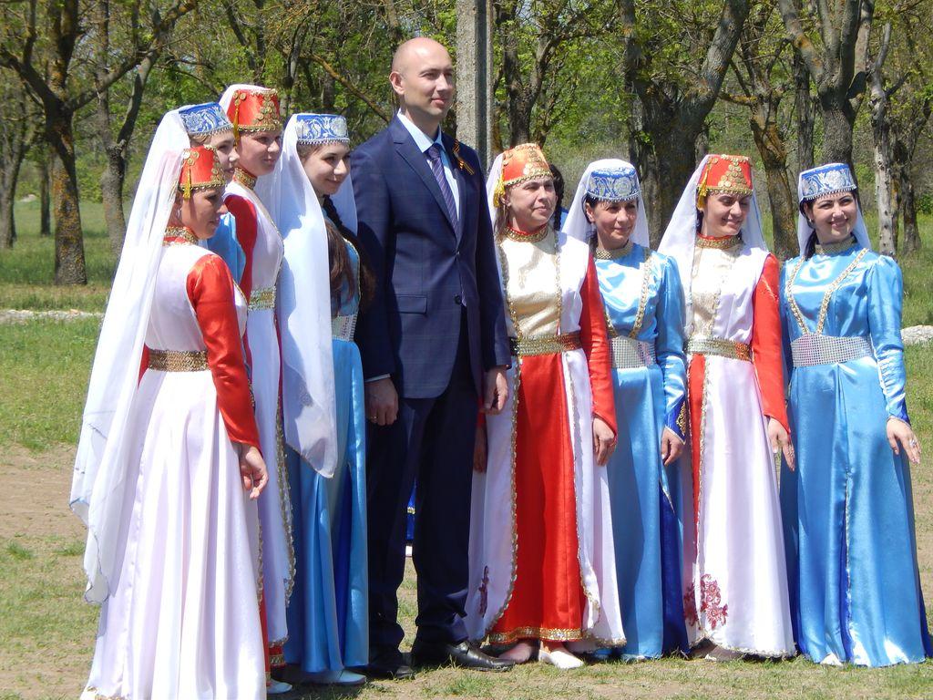 Знакомства сайт крымские татары