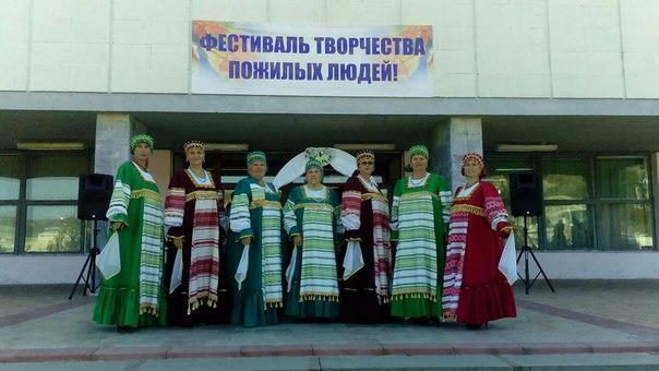 вокальный ансамбль Лейся песня Дом культуры с. Заветное