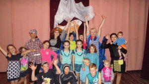 Сельский  клуб с. Варваровка